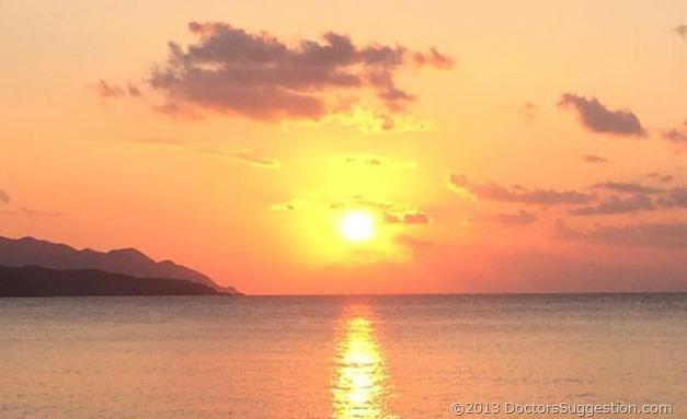 夕陽いくみ13.11(奄美世のごはん by古田朋子)| ドクターズ・サジェスチョン
